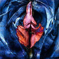 verkaufe VAGINA auf Leinwand - ORIGINAL - erotische moderne Kunst Bild limitiert