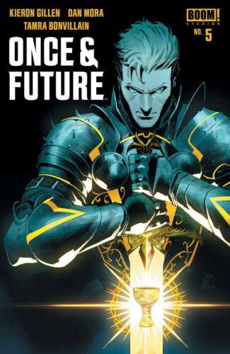 Boom 2020 Once /& Future #5 Studios Mora main cover 1ST PRINT
