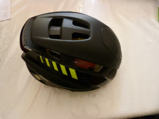 Casque Vélo Zero Rh Helmet Helmet Helmet Z Alpha Mips noir XS/M *NEUF* d002b7