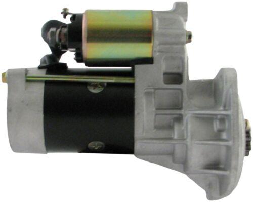 New Starter Thermo King Trailer SB-190 SB-I SB-II MAX SB-III SENTRY SMX SR 18067