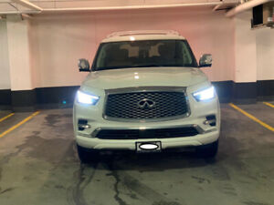 2018 INFINITI QX80 LEASE TAKE OVER WITH INCENTIVE