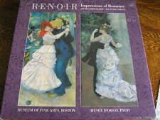 RENOIR Impressions Romance DOUBLE~SIDED 1000~Pc Puzzle Museum Fine Arts Boston