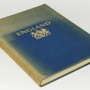 England-in-the-1920s-Photo-Book-w-304-pictures-by-E-O-Hoppe-London-Scotland
