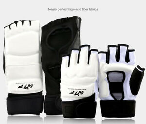 Sparring Instep Gear TKD Martial Art Foot/Hand Protect Case Holder Sports Karate