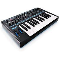 Novation Bass Station II Analogue Analog MIDI USB Synthesizer Mono 25-Key Synth