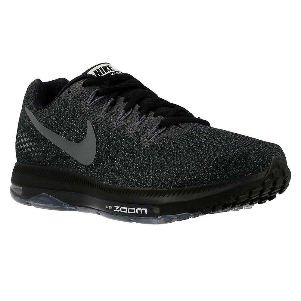 Hombre NIKE ZOOM All Out Bajo 878670 Negro Gris Zapatillas running 878670 Bajo 001 3822c5