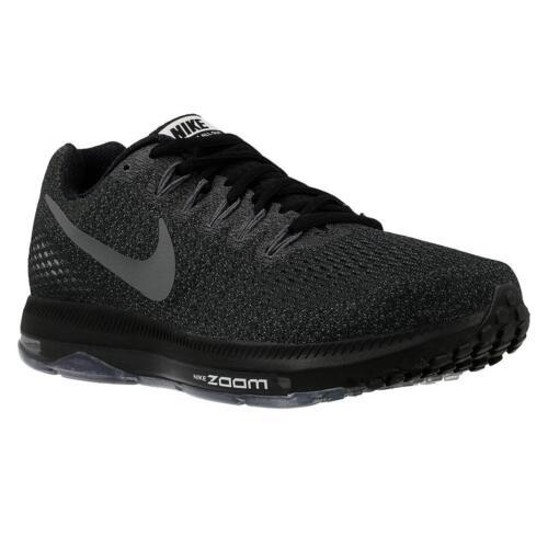Nike Bas 001 Course Zoom Basket Dehors 878670 Gris Noir Tous Hommes UIwqHdZw