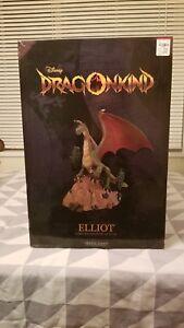 Dragon's Dragon Ellind Statue de Dragonkind doux géant Disney Livraison gratuite