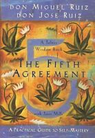 The Fifth Agreement: A Practical Guide To Self-mastery (toltec Wisdom) By Don Mi on sale