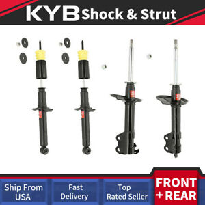 NEW Pair Set of 2 Rear KYB Excel-G Struts For Toyota Paseo 1996-1997 Tercel 1995-1999