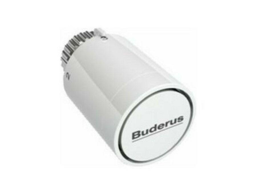 Buderus Logafix Thermostatkopf BH1-W0 f/ür Buderus Thermostatventile