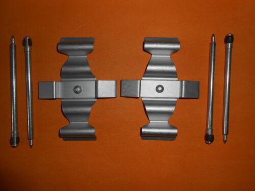1998-2012 LX0464 MERCEDES CLS,M Class,S Class,SL FRONT BRAKE PAD Fixing Kit