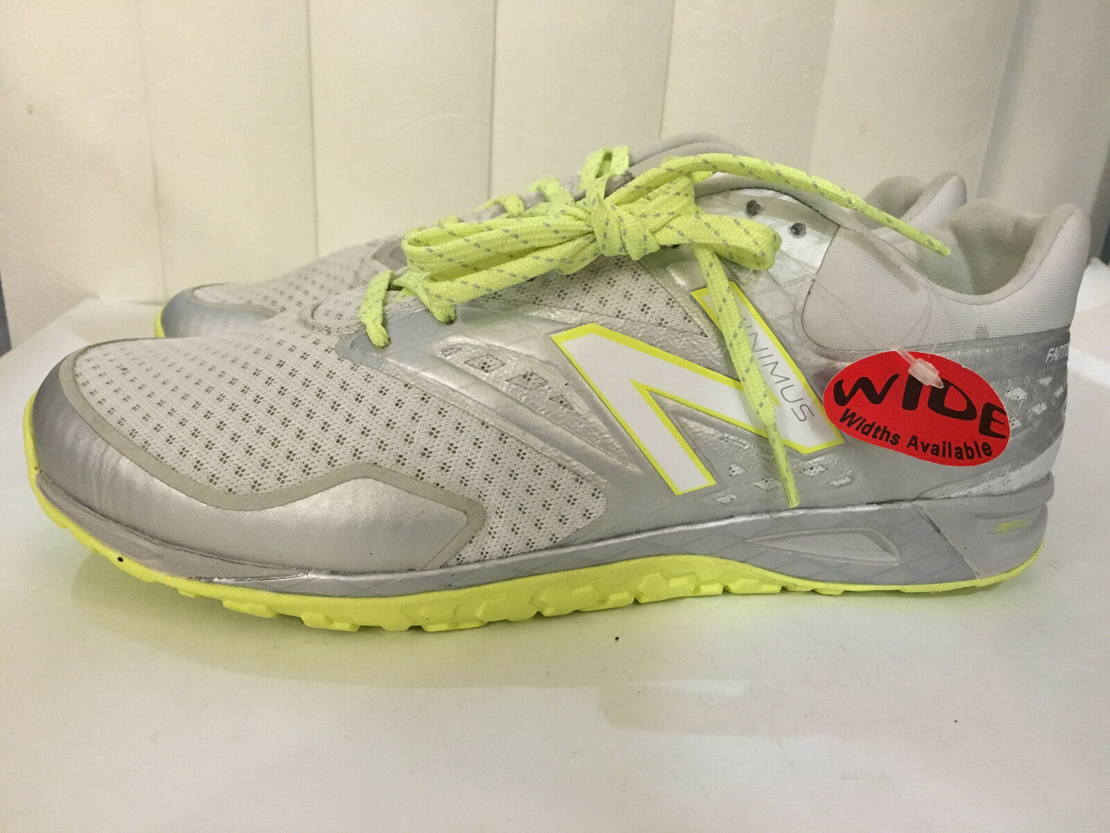 New Balance WX00GY WX00GY WX00GY Women's  White Yellow shoes Size 5.5-10 D (Wide) 31cbae