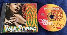YMA SUMAC CD LIVE IN CONCERT 1961