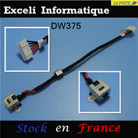 Connector Alimentation Cable Lenovo Ideacentre C540 All In One Dc Power Jack