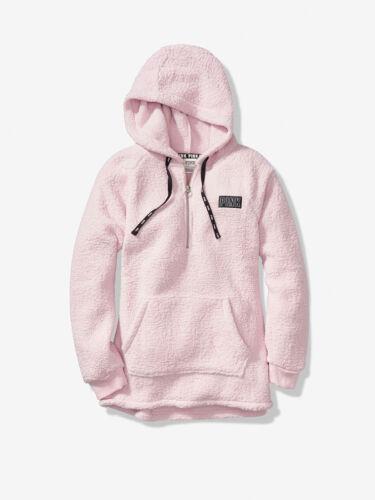 bébé vendredi Pull en Secret capuche Nw M ou 2018 Victoria's rose coton L à Noir qwC4fT