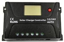 Premium SRNE SR-HP2420 20 Amp PWM 12V 24V Solar Charge Controller