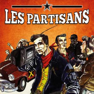 LES-PARTISANS-RONCE-RECORDS-VINYLE-NEUF-NEW-VINYL-LP-ORANGE-REISSUE