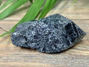 Rough-Black-Tourmaline-Mineral-Specimen-Raw-Gemstone-Crystal-Reiki-Metaphysical