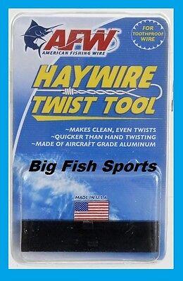 # tptwistr 1 AFW Haywire Twist Outil Twist votre propre fils Free USA NAVIRE