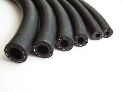 Dieselschlauch Benzinschlauch Kraftstoffschlauch Ø 4mm x 1 Meter aus Gummi