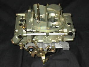 Restored-1967-Corvette-Holley-Carburetor-List-3811-dtd-673-67-Corvette-427-390