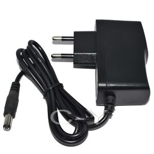 AC Converter Adapter DC 7.5V 400mA Power Supply Charger US plug 5.5 x 2.1mm 0.4A