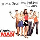 She's the Man by Original Soundtrack (CD, Mar-2006, Lakeshore Records)