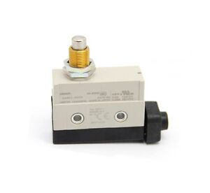 10A 125VAC FREE SHIPPING NEW Omron D4MC-5000 Snap Action Switch Sensor Plunger