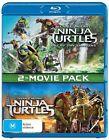Teenage Mutant Ninja Turtles / Teenage Mutant Ninja Turtles - Out Of The Shadows (Blu-ray, 2016, 2-Disc Set)