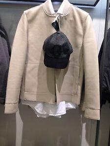 Jacket 300 Beige Ref Xl Faux Zara Leather 1966 Man ZSvag
