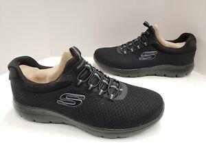 Skechers Summits M 52811 BKCC shoes black   Skechers