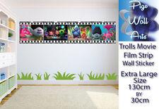 Troll Film Wall Art Sticker Bambini Camera Da Letto XX Large Wall Art Decalcomania.