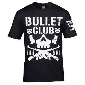 Bullet-Club-Original-T-Shirt-NJPW-ROH-New-Japan-AEW
