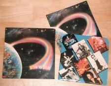 Rainbow - Down to Earth (CD) Lyric Booklet Card Sleeve