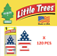 Vanilla-Pride-Freshener-10945-Little-Trees-MADE-IN-USA-Pack-of-120