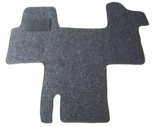 ab 2010 Fahrerhausteppich Fußmatte Robust für Renault Master III  2-Sitzer  Bj