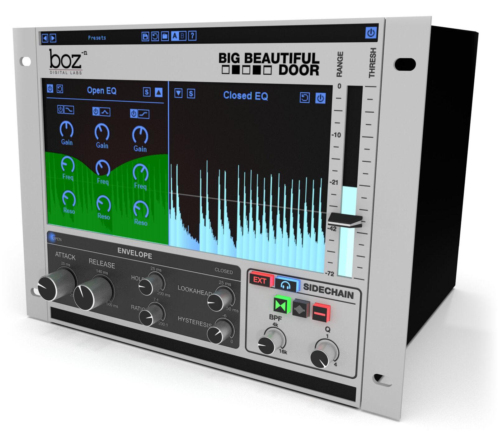 Boz Digital Big Beautiful Door (Electronic Delivery) - Authorized Dealer