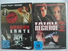 Sammlung - Horror Ernte & Fatale Begierde - Ray Liotta, Kurt Russell, M. Stowe