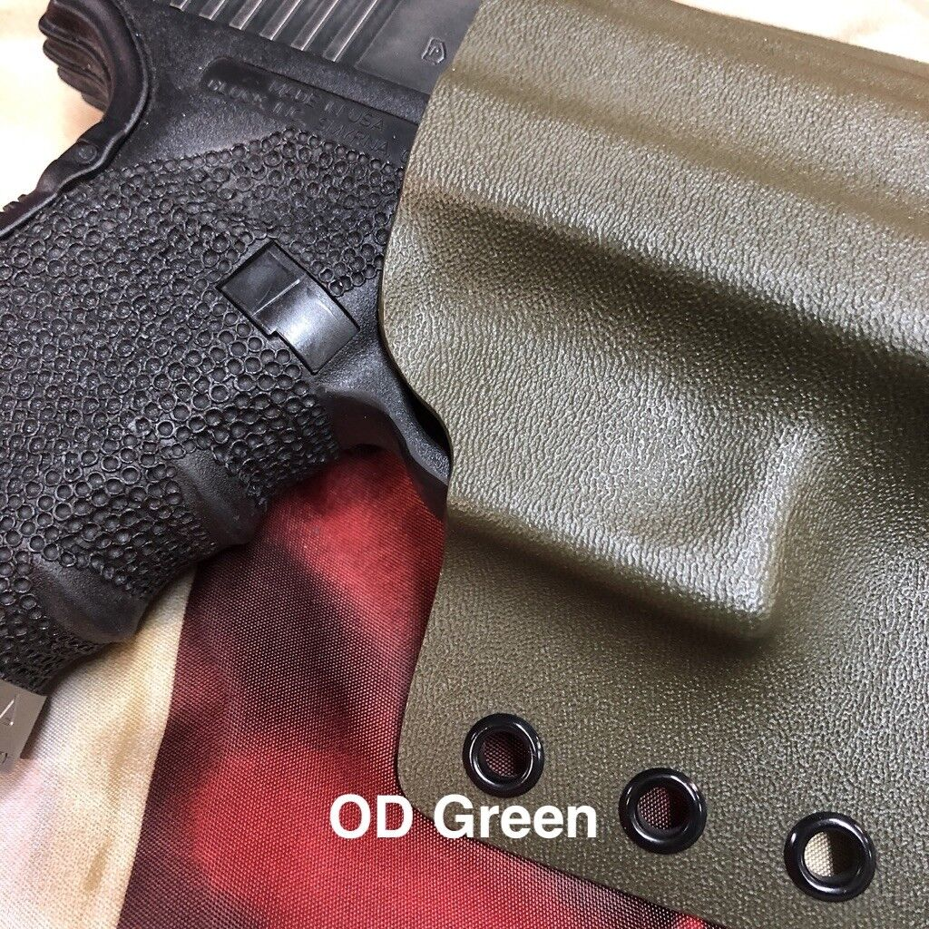 Pancake Models OWB Kydex Holster for FNH FNX FN Herstal Models Pancake by 1441 Gear 6552e2