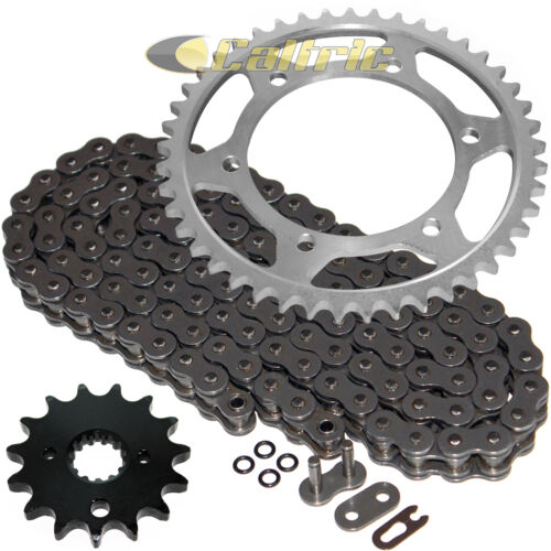 O-Ring Drive Chain /& Sprockets Kit Fits YAMAHA FZR600R 1990-1999