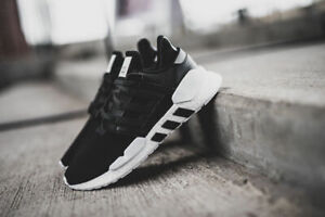 Details about Adidas Originals EQT Support 9118 Black White Boost LS Sneakers BD7793 Size 13