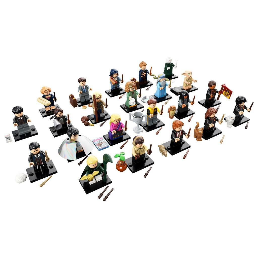 Lego 71022 Harry Potter™ & Fantastic Beasts™ CMF Minifigures - Disponible