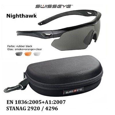 Speedster RX Anthracite mate//Black Swiss Eye deporte gafas