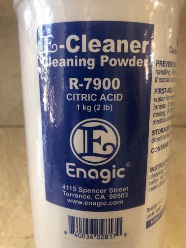 Original Enagic Cleaning Powder Clean KANGEN Alkaline Water LEVELUK  2LB 1KG