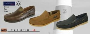 SEAFARER-YACHTSMAN-DECK-SHOES-SLIP-ON-STYLE-FREE-POST-Brand-New