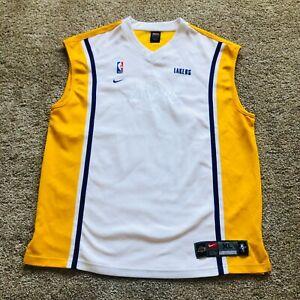 Nike Team Los Angeles LA Lakers Kobe Bryant NBA Basketball Jersey ...