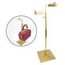 Counter Handbag Bag Purse Display Stand Holder Hat Rack Height Adjustable