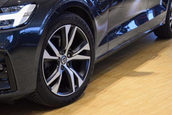 Volvo V60 2,0 D4 190 R-Design aut. AWD - billede 4