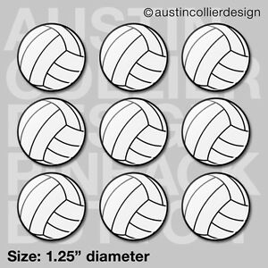 12-VOLLEYBALL-1-25-034-pinback-buttons-badges-team-gift-pins